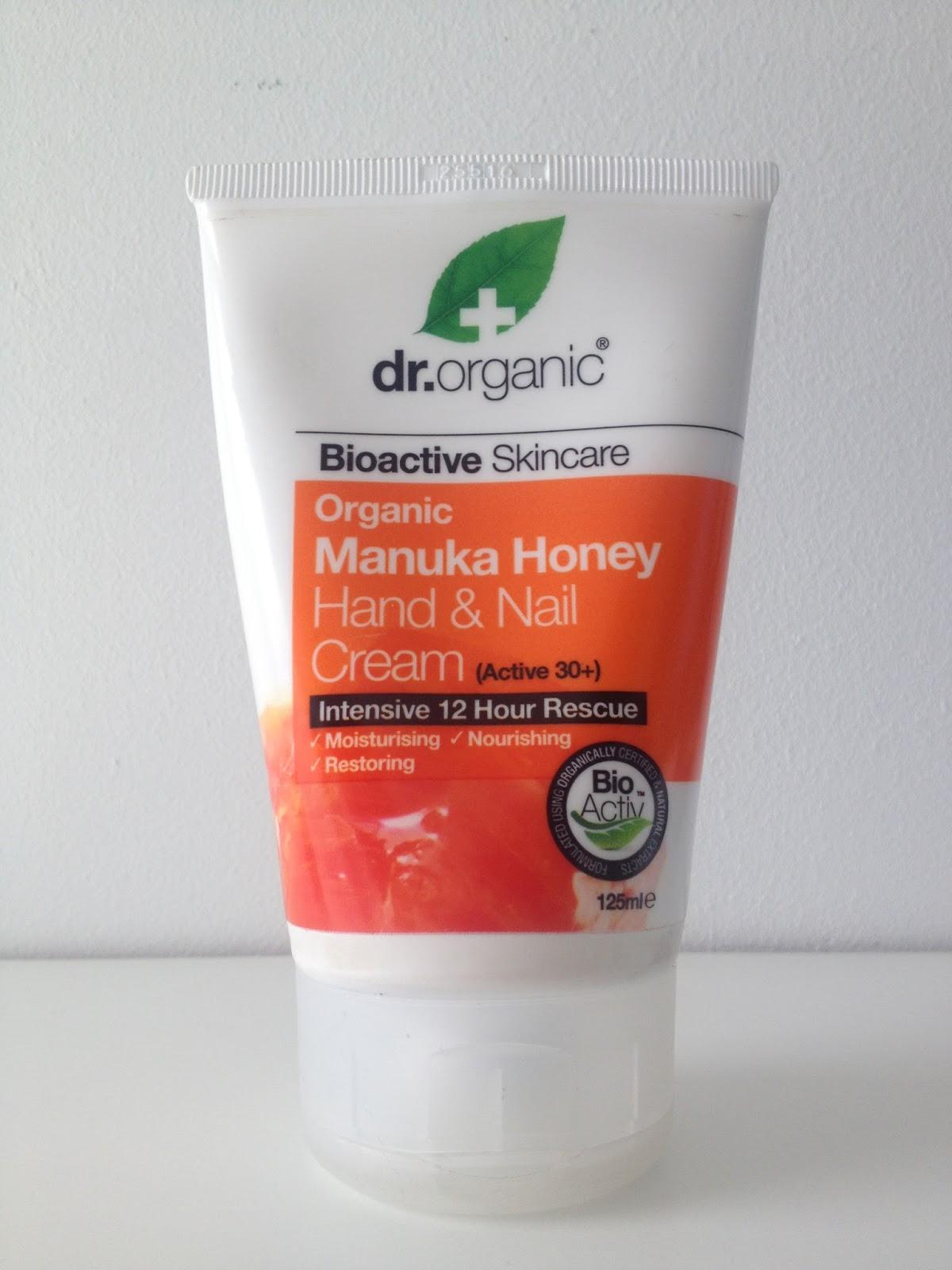 Dr. Organic Manuka Honey