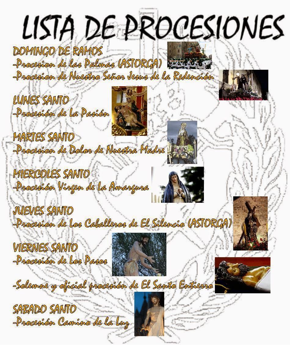 Procesiones Semana Santa Leon Angustias Y Soledad