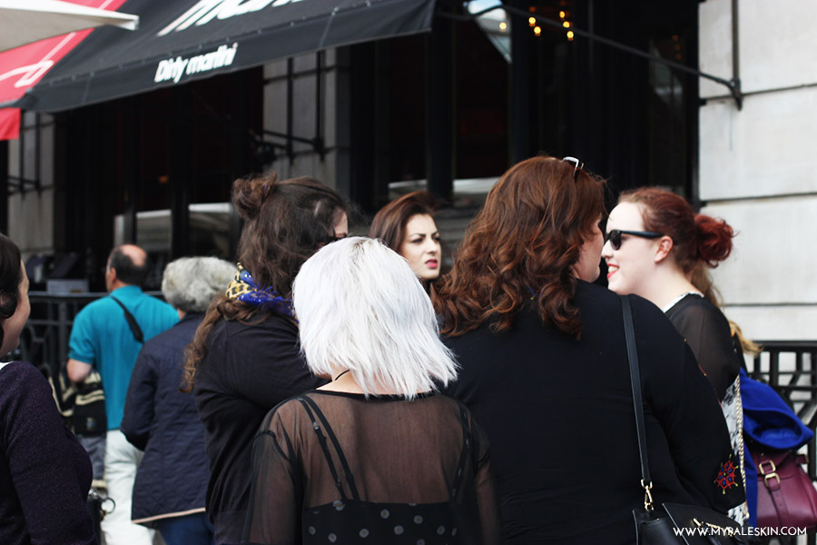 Dirty martini london, covent garden, blogger meet up, london blog meet up