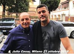 Incontri: Julio Cesar