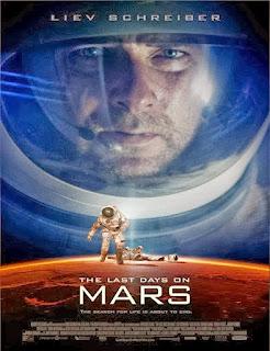 Ver Last Days on Mars Online Gratis Pelicula Completa