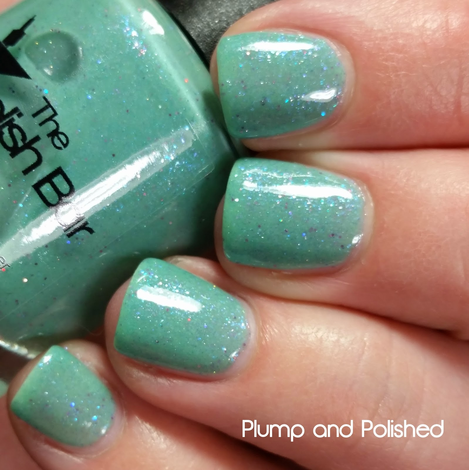 The Polish Bar - Green Goddess