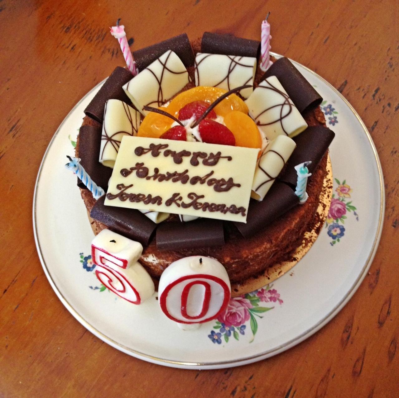 50mo cumpleaños 3 cosas que absolutamente debe hacer para celebrar