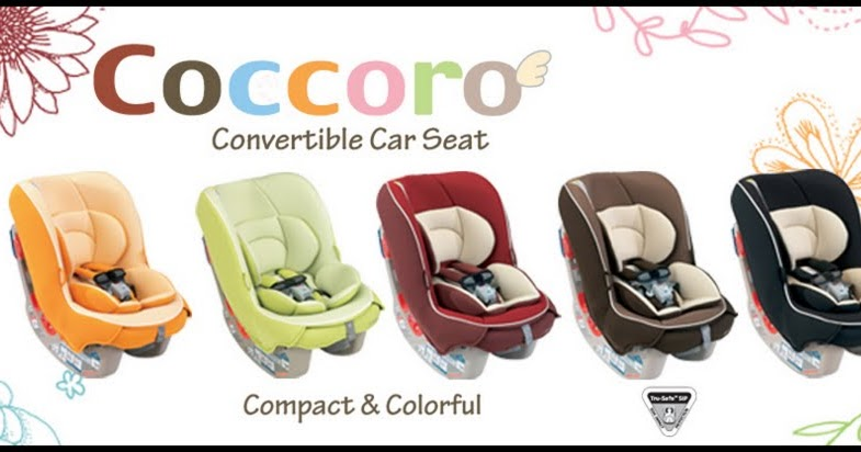 My Life According To Pinterest Combi USA Coccoro Convertible Car Seat Review