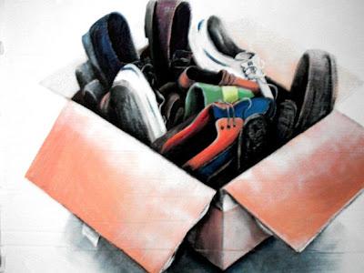 los zapatos huérfanos