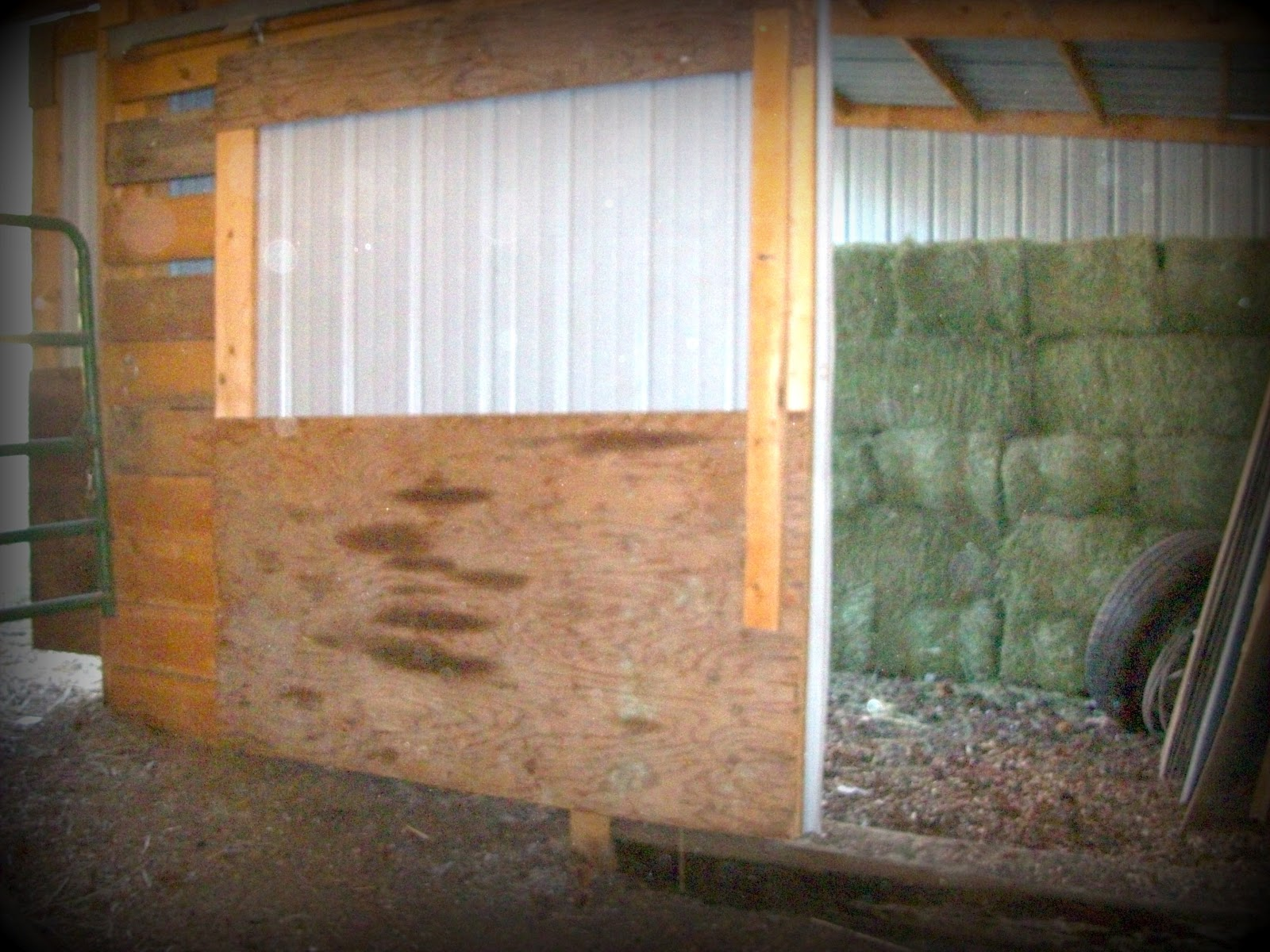 Free hay barn plans for Hay shed plans