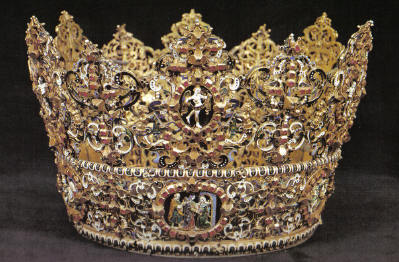 تيجان ملكية  امبراطورية فاخرة Enna%2520-%2520Museo%2520Alessi