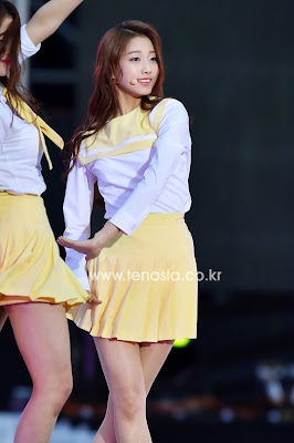 Lovelyz Yein Dream Concert 2015