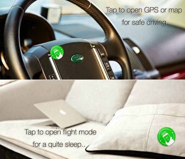 3pcs NFC Smart Tags
