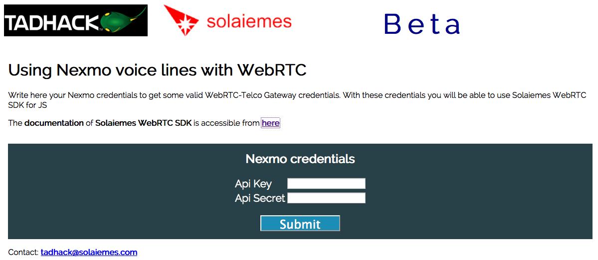 http://webrtc.solaiemes.com/tadhack/