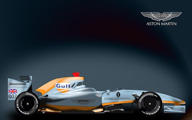 Aston Martin quiere volver a la Fórmula 1