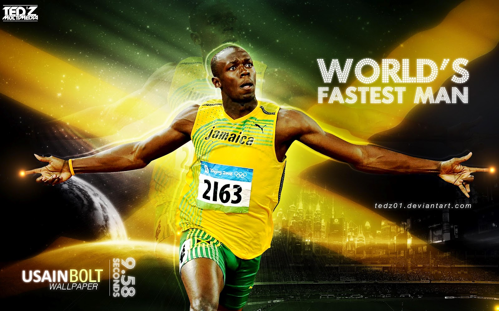 usain bolt World record holder and olympic gold medallist usain bolt announced he had signed for a football team on his twitter page.