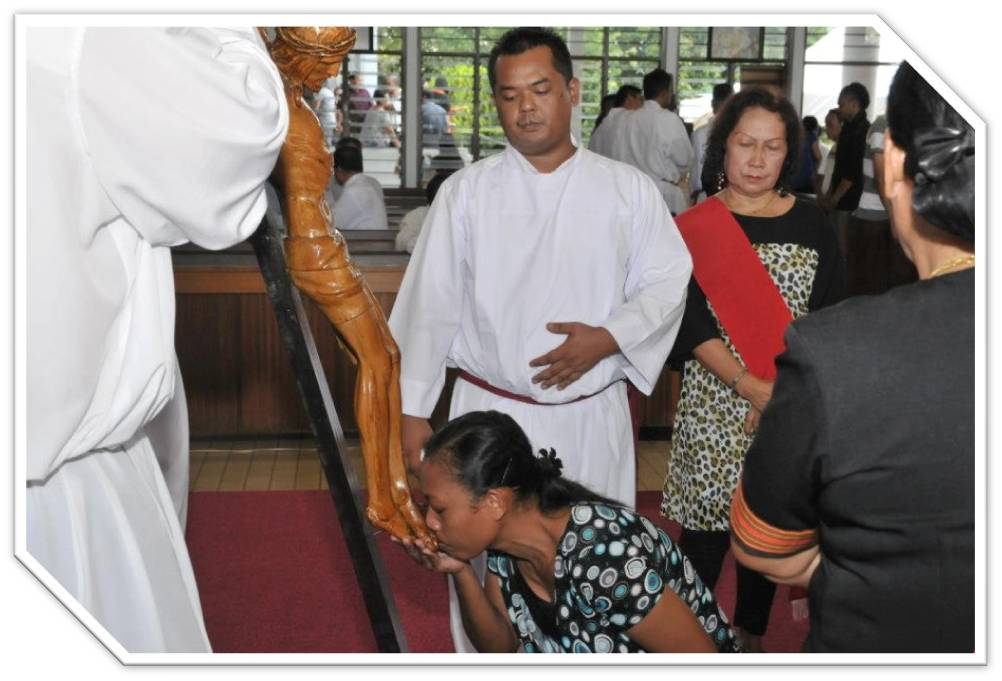 NEWS UPDATE ~ Diocese of Sandakan: Friday of the Passion of the ...