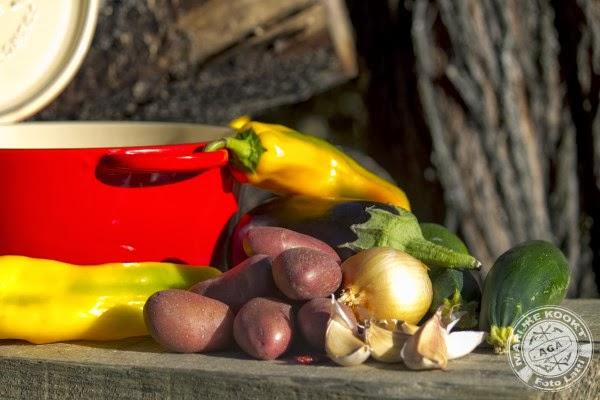 groentjes ratatouille