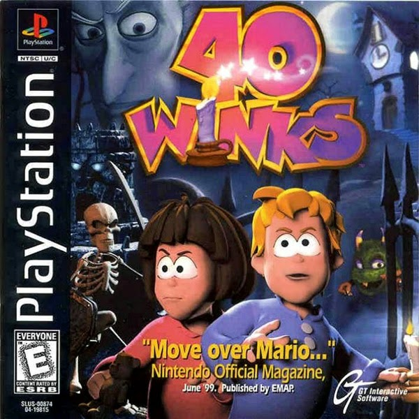 40 Winks | El-Mifka
