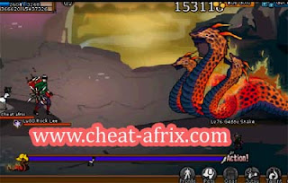 Cheat Damage Defend Fire Village Ninja Saga Fix