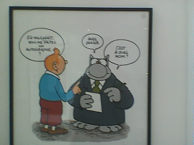EXPO  GELUCK  PARIS    16