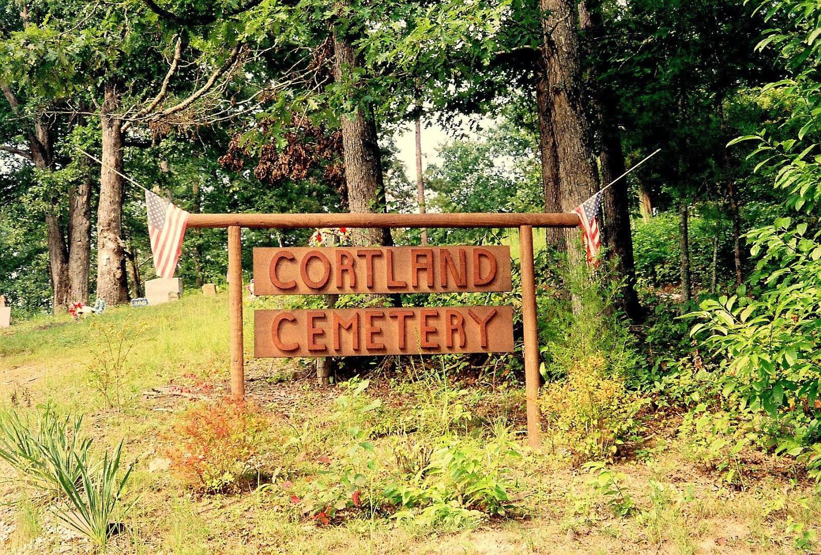 Cortland Cemetary