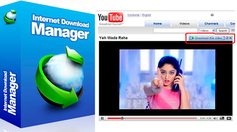 Nagrajtips how to change youtube mkv files to mp4 files on google when a youtube video is playing then a download videos tab appear by idmyou should choose any quality of videos by the download option ccuart Image collections