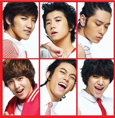 2PM Boyband Korea Paling Populer