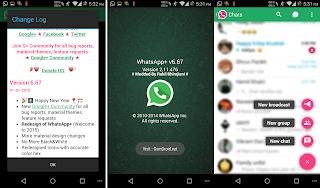 WhatsApp Plus Apk Reborn Full versi Terbaru