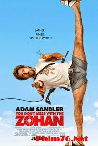 Đừng Đùa Với Zohan - You Don't Mess With The Zohan
