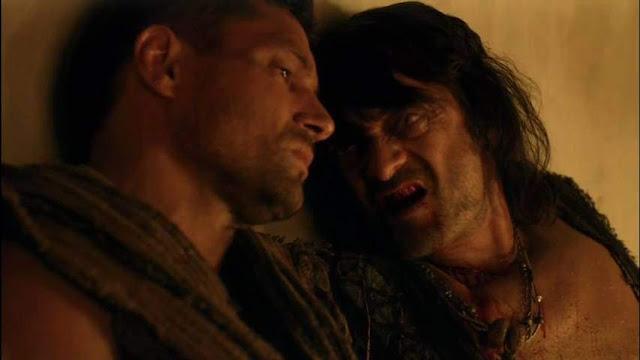 Spartacus Vengeance Serie Español Latino HDTV Temporada 2 Completa