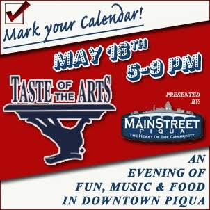 MainStreet Piqua Taste of the Arts