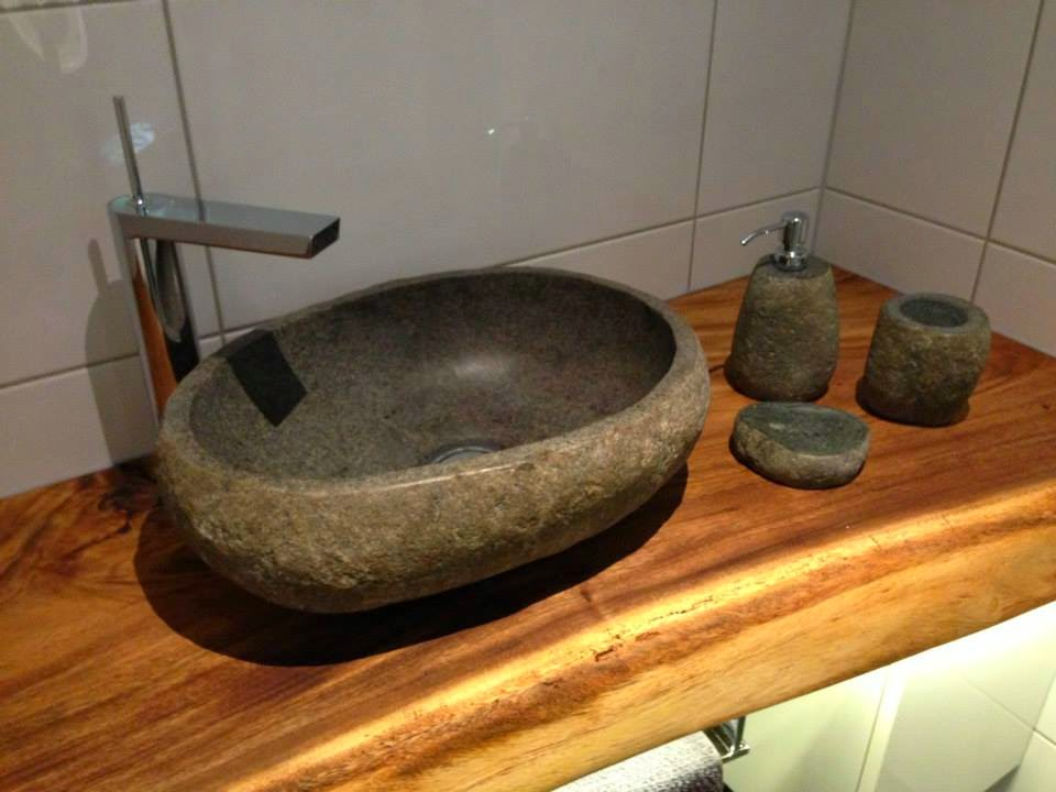 Natural Stone Bathroom Sinks