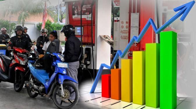 Kenaikan Harga BBM Diumumkan Jokowi di Istana Pukul 21.00 WIB