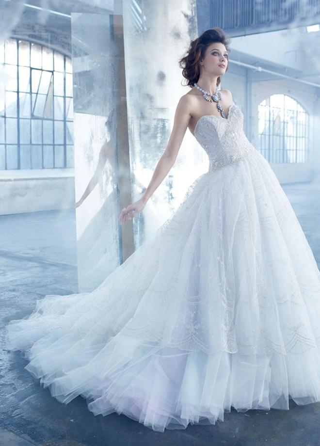 Lazaro 2013 Spring Summer Bridal Collection - World of Bridal