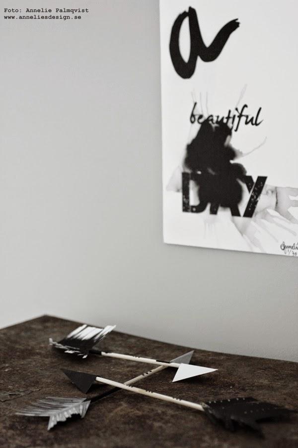poster, posters, svartvit, tavla, svartvita tavlor, konsttryck, webbutik med tavlor, webbutiker, webshop, svart och vitt, svartvit, svartvita, a beautiful day, numrerad, signerad, signerade, på väggen, grå vägg, gråa väggar, ateljé, arbetsrum, diy pilar, pil, pyssel, pyssla,