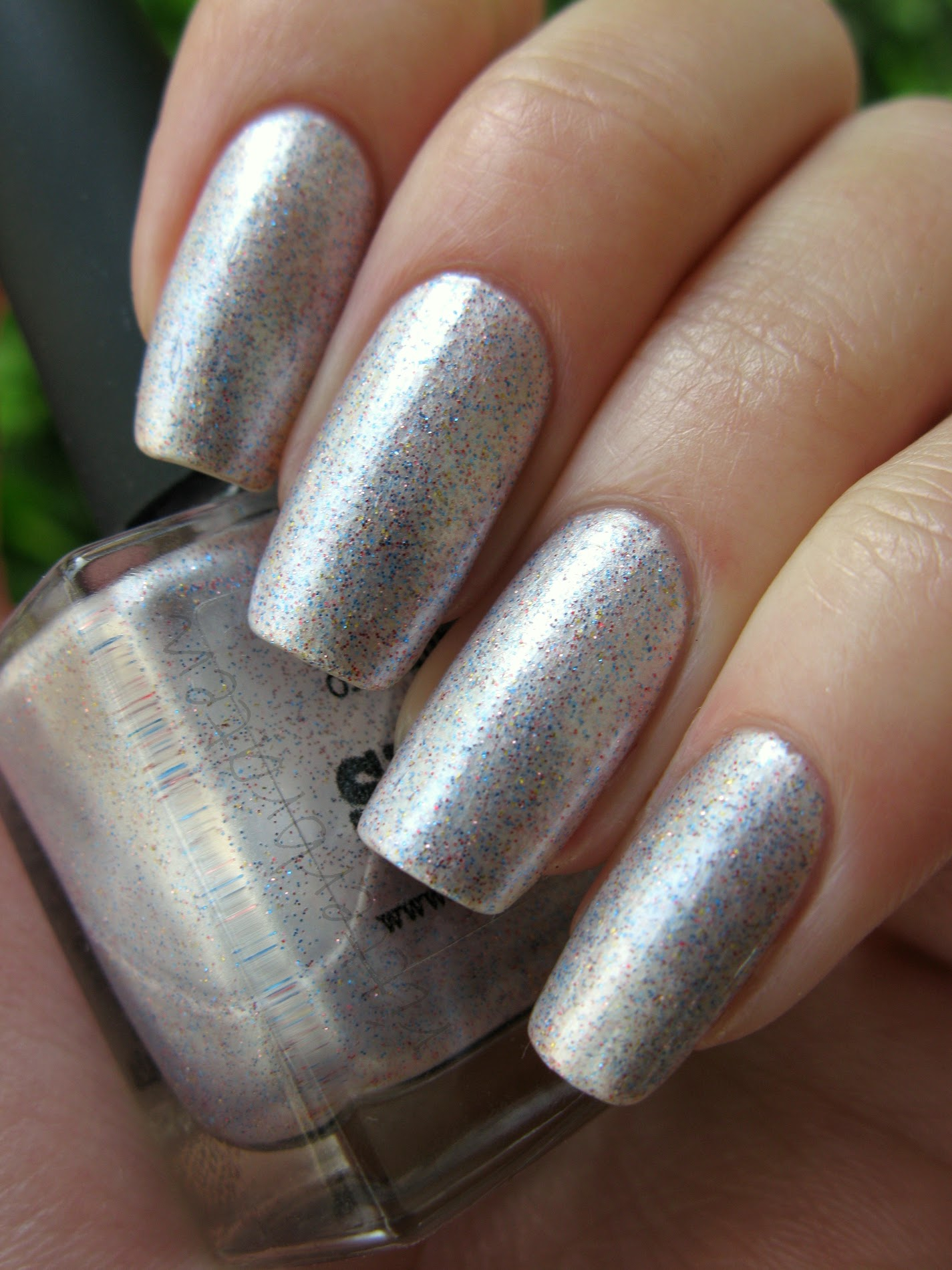 picture polish sparkle swatch