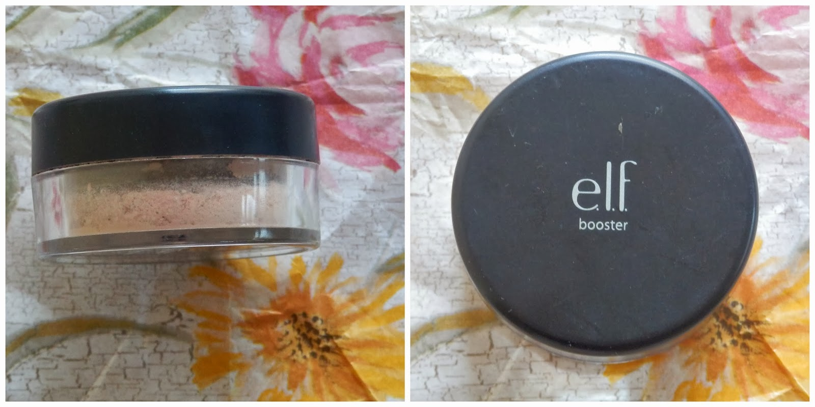 e.l.f. booster in sheer