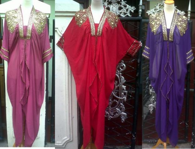 Penjual Tunik Dan Gamis Mengungkap Desain Baju Pengantin