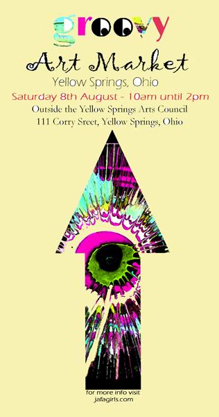 art market in yellow springs ohio