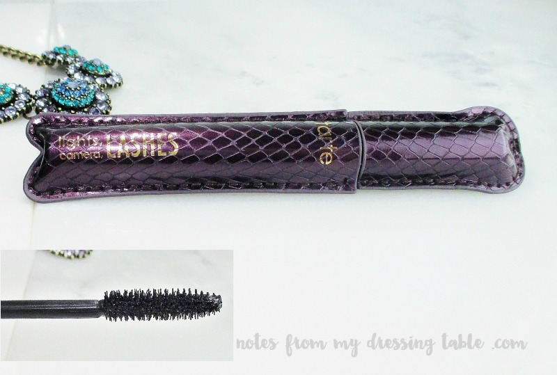 Tarte Lights Camera Lashes 4-in-1 Mascara notesfrommydressingtable.com