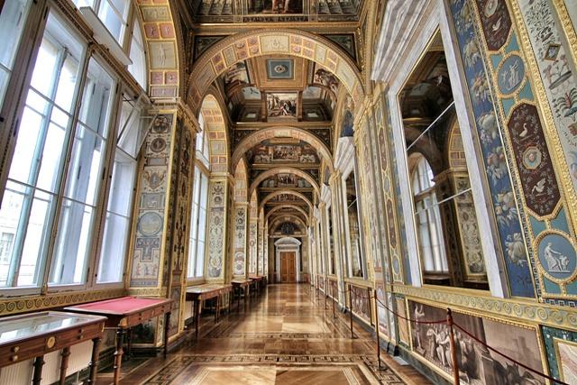 Galerias del Hermitage