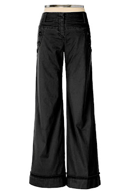 Anthropologie Mariner Pants