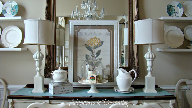 Its Fun To Shop Your House Create New Vignettes Isnt It