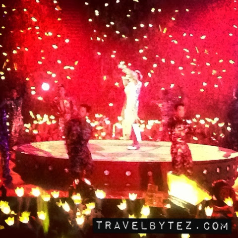 G-Dragon One of a Kind Tour Singapore