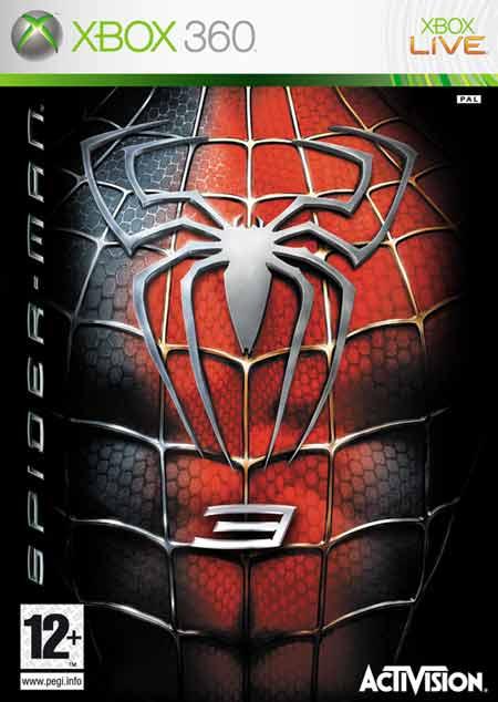 Spider Man 3 ? XBOX 360