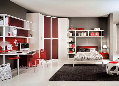 Kamar Tidur Anak Remaja 1