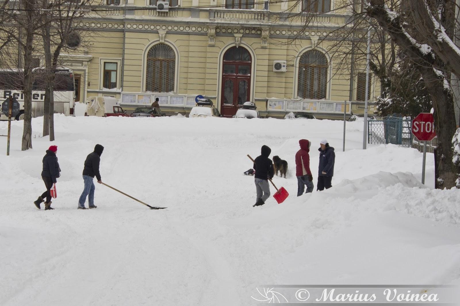 iarna la ramnicu sarat, 2014 foto 7