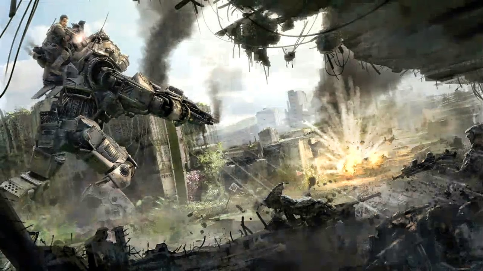 You Can Download Wallapper Action Game Titanfall Wallpaper HD For Free In HereFinally Dont Forget To Share
