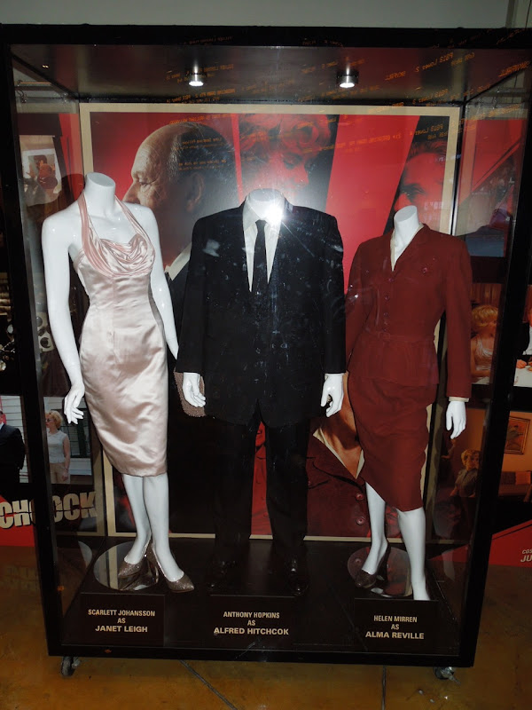 Hitchcock movie costumes