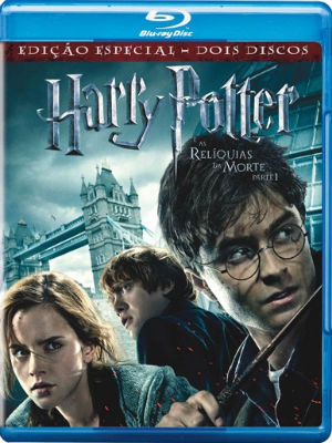 Download   Harry Potter e as Relíquias da Morte: Parte 1   Bluray   Dual Audio