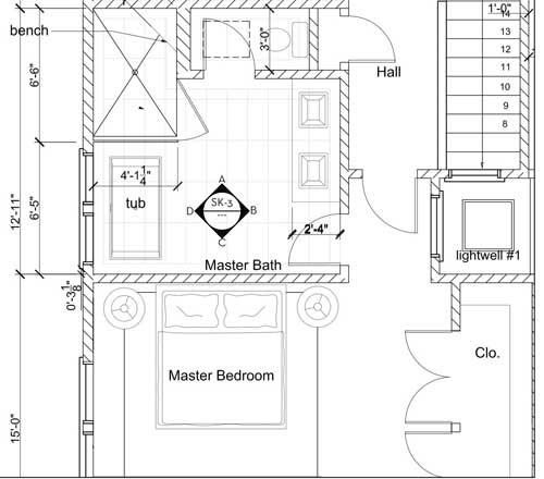 master bedroom bathroom floor plans how to decorate an open floor plan