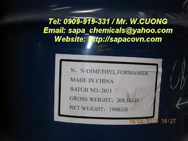 N,N-DIMETHYLFORMAMIDE (DMF)