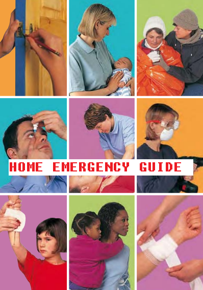 Dowload-Home Emergency Guide